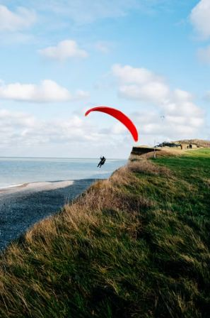 Best Locations for Extreme Hang Gliding